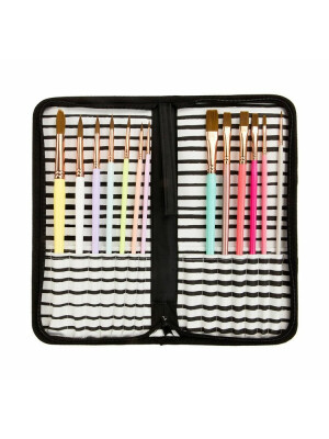 Water Color Brush Bag
