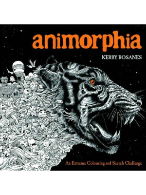 Animorphia : An Extreme Colouring and Search Challenge