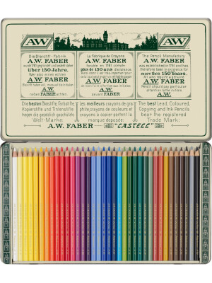 Polychromos FABER-CASTELL, 111 years special edition