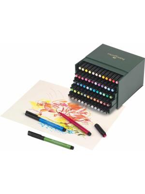 Pitt Artist Pen Cutie Studio 60 Culori Faber-Castell