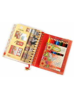 Set Jurnal & Set 12 Creioane Polycolor - Koh-I-Noor
