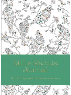 Millie Marotta Journal