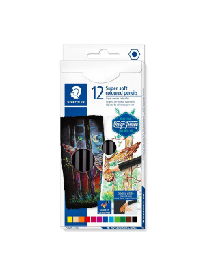 STAEDTLER® 149C Super soft coloured pencil