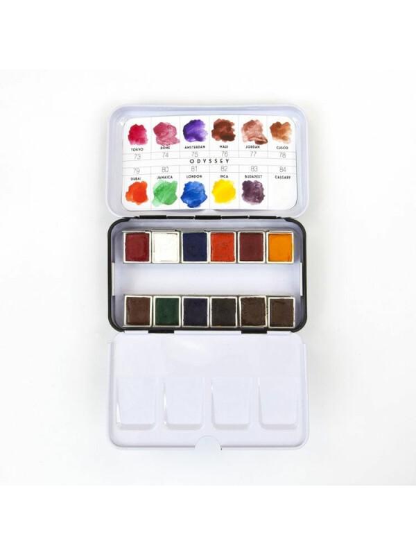 Prima Marketing Watercolor Confections: Odyssey