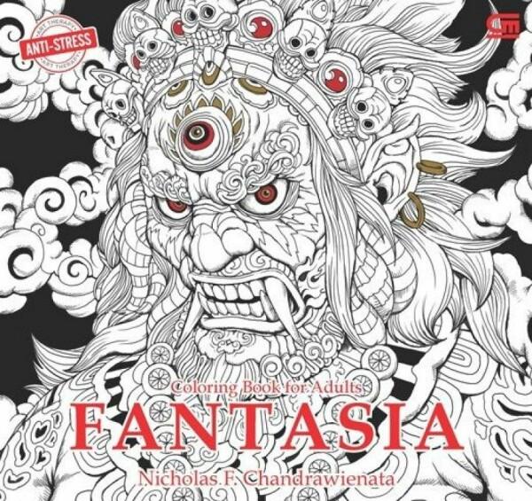 FANTASIA by Nicholas Filbert Chandrawienata