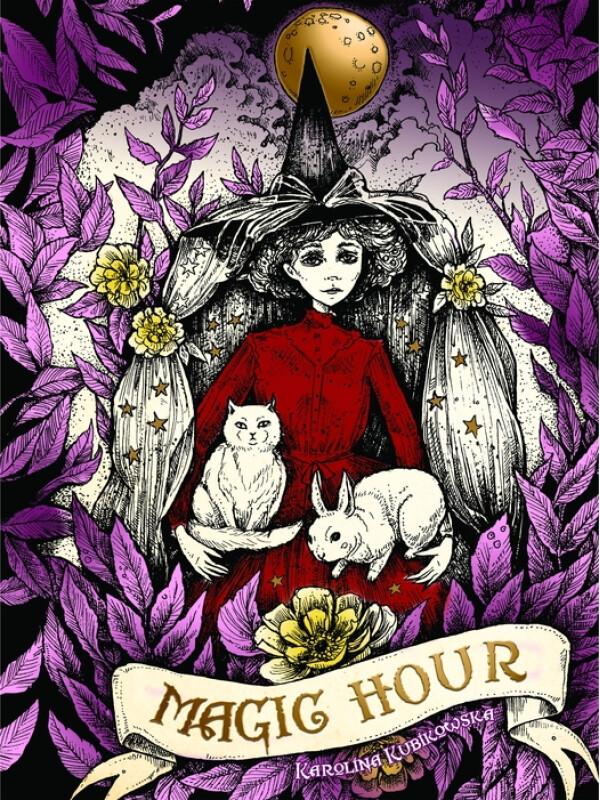 MAGIC HOUR by Karolina Kubikowska