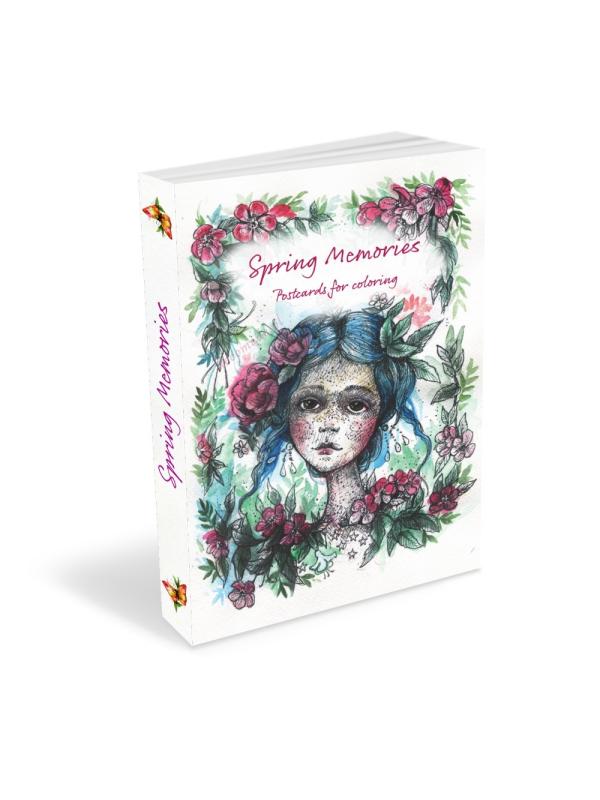 Spring Memories by Karolina Kubikowska