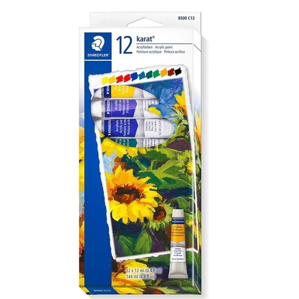 Karat Acrylic Paint Tube - Multi-Colour