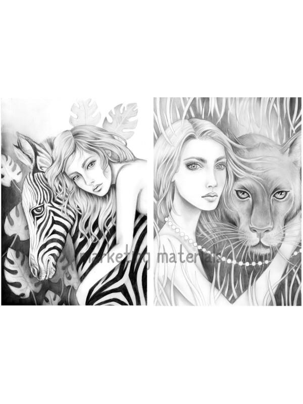 Wild Soul by Grazia Salvo