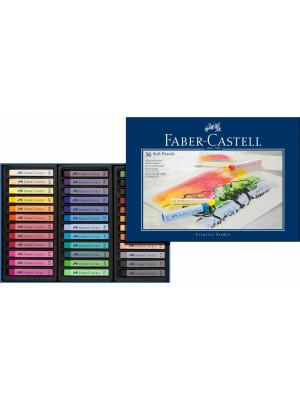 Creioane Pastel Soft Faber-Castell