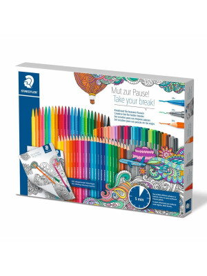 Staedtler Creative Set - Take your break! All in one box