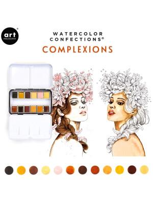 Watercolor Confections - Complexion