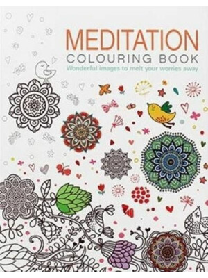 Meditation Colouring Book