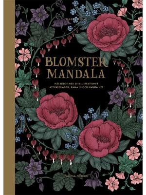 Blomstermandala - Artist'S Edition