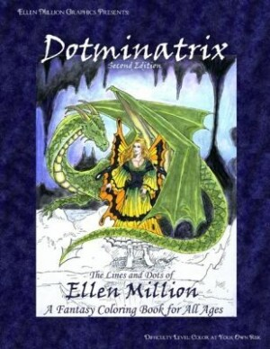 Dotminatrix by Ellen Million