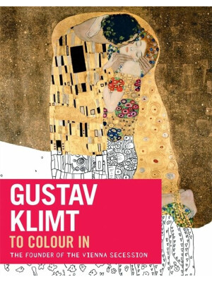 Klimt - The Colouring Book