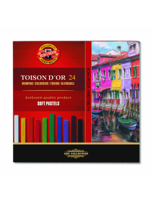 Set soft pastel Toison D'or