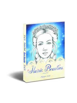 Slavic Beauties (Frumuseți slave) - Krystyna Nowak