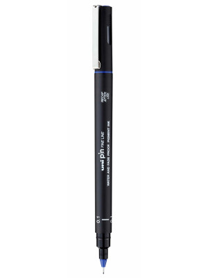 uni PIN 01 Fine Liner Drawing Pen 0.1mm