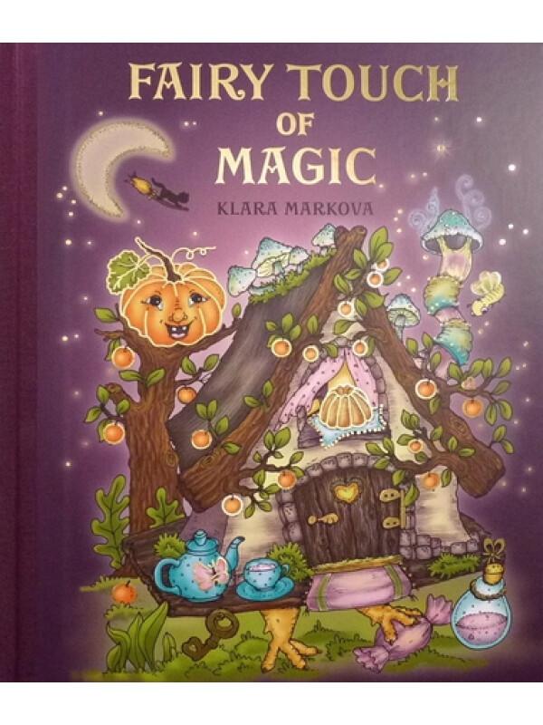 Fairy touch of magic by Klara Markova