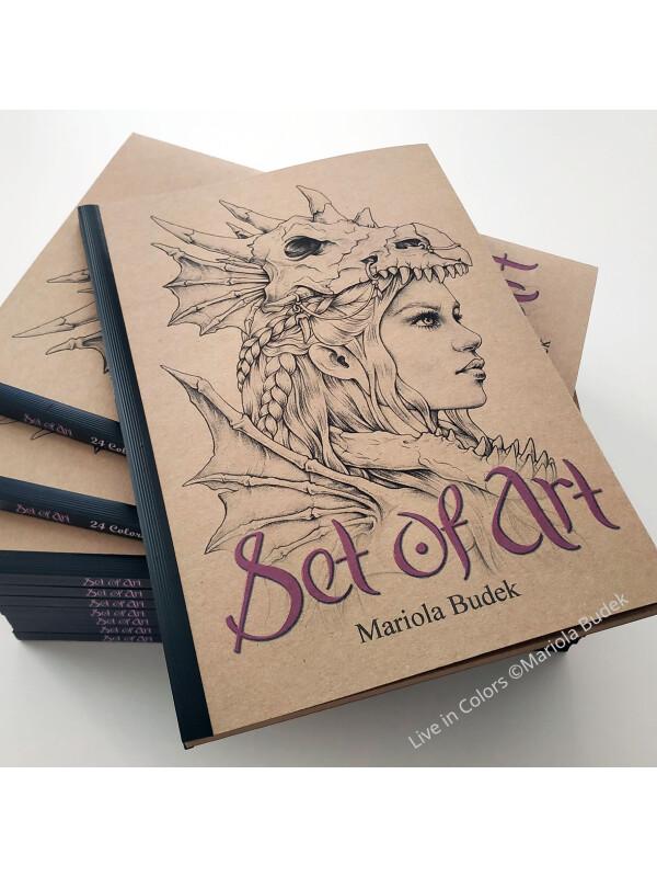 Set of Art - Retro - Mariola Budek