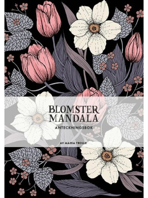 Blomstermandala - Notebook